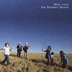 the brothers barton New Love CD